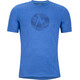 Marmot Transporter SS Tee Men French Blue Heather